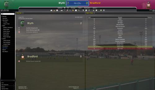 7 blyth vs bradford league one