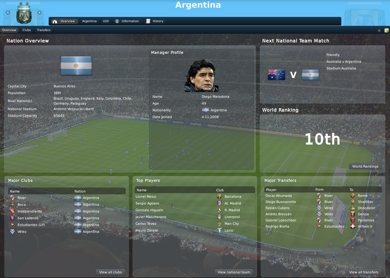 Football manager 2010 free download full version (pc).