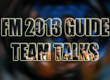 fm13 team talks, top image
