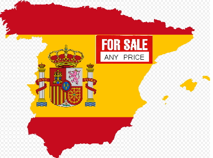 Spain for sale