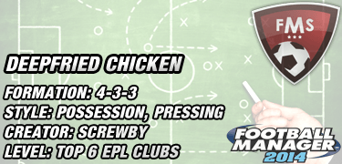 deepfried chicken tactic feature image