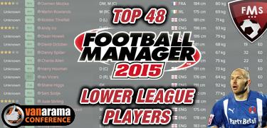 Best FM 2015 lower league players feature