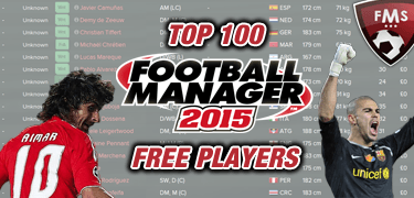 top 100 FM 2015 free players feature