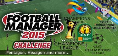 FM 2015 challenge Pentagon Hexagon