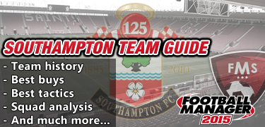 Southampton team guide