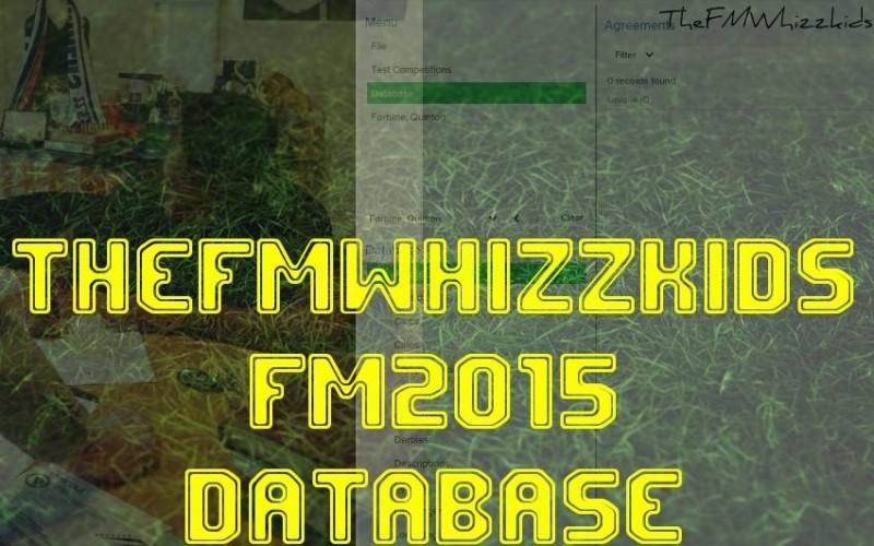 TFMW-Database.