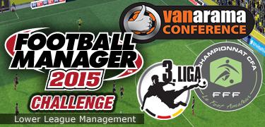 FM 2015 challenge lower league management