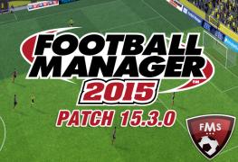 FM 2015 patch 15.3.0