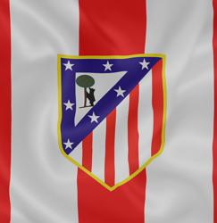 At Madrid badge