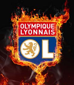 Lyon badge