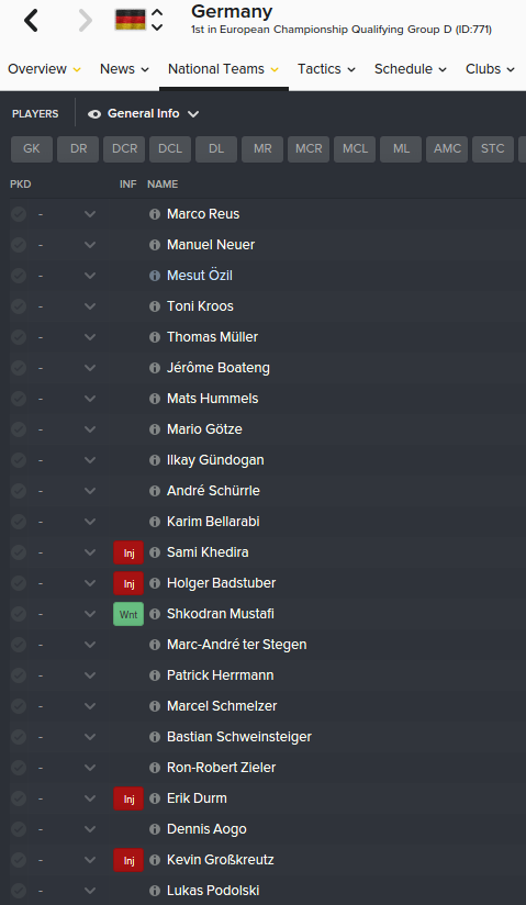 FM 2016 real names germany