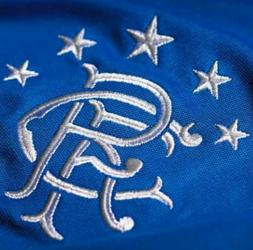 Rangers bagde