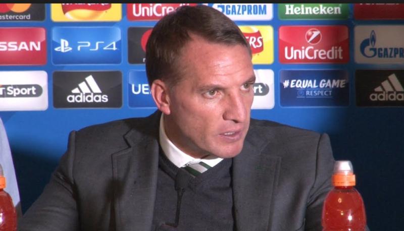 Brendan Rogers Celtic Coach