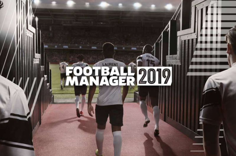 football manager 2019 logo