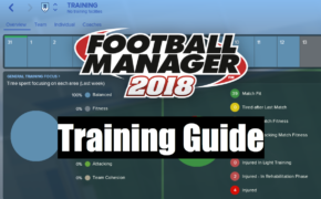 FM 2018 training guide tip on sharpness