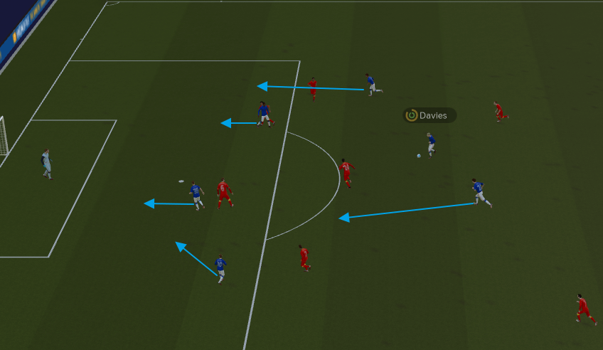 Best FM 2020 Tactics - Knap's Beowulf 4-4-2 - Attacking Overload