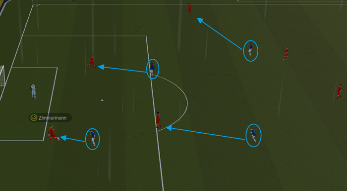 Best FM 2020 Tactics - Knap's Beowulf 4-4-2 - High Press