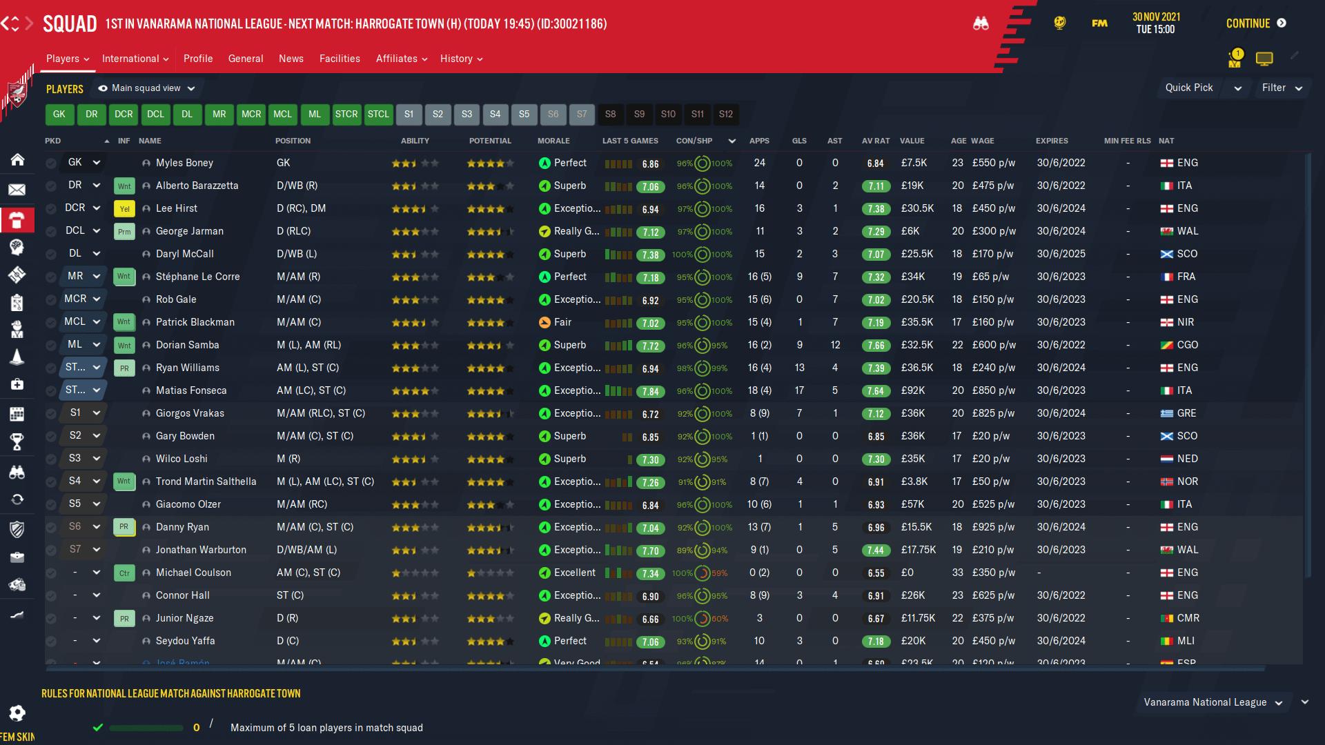 Best Football Manager 2020 Skins Heffem
