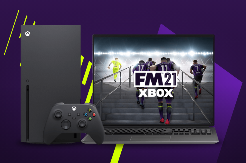 FM21 available on Xbox in December