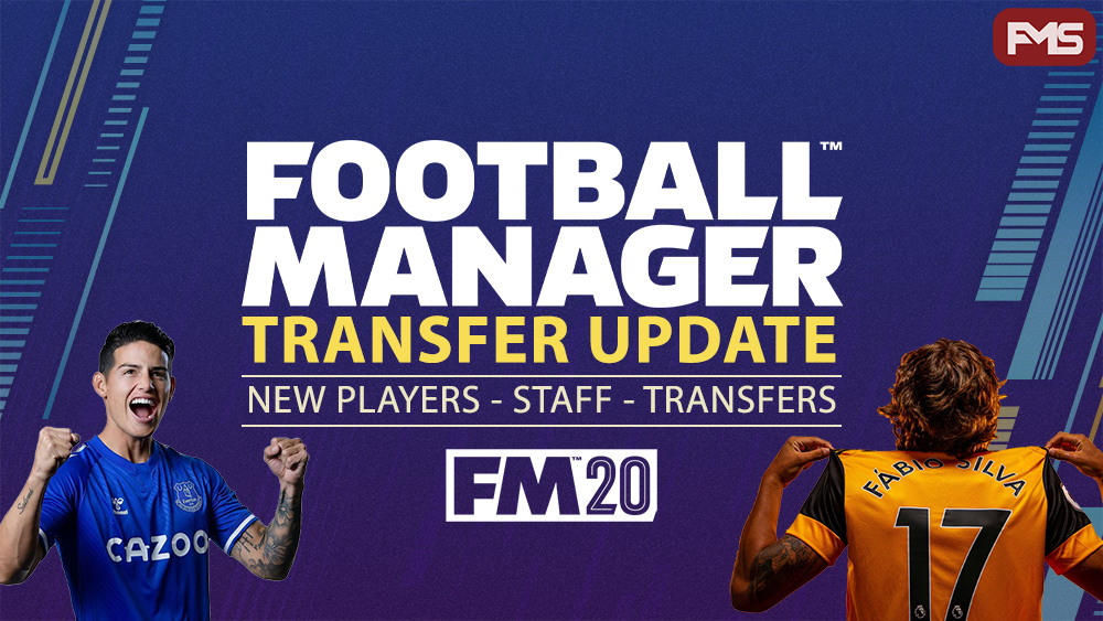 FM 2020 Transfer Update feature
