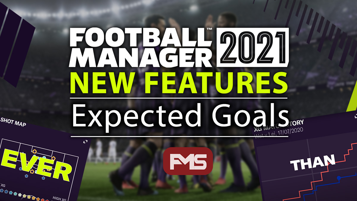 Football Manager expected goals