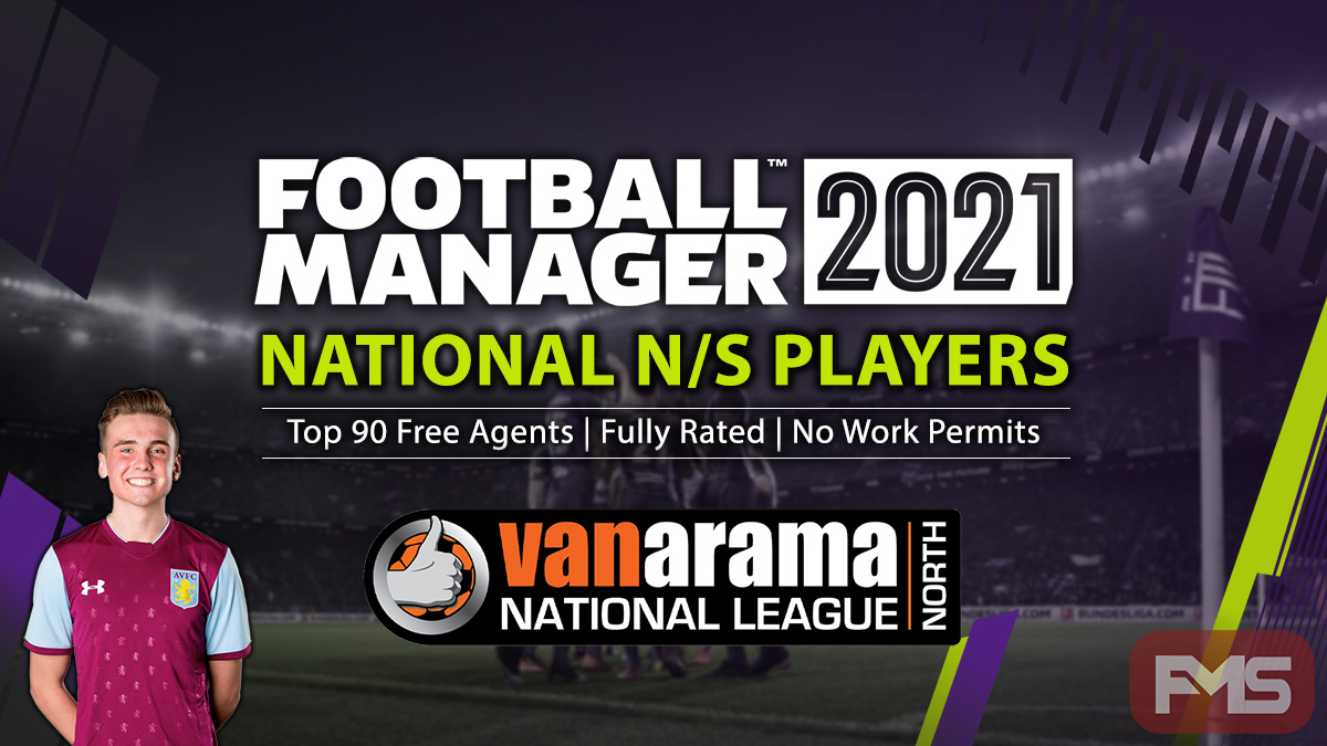 Best FM 2021 National League North South Players
