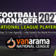 Best FM 2021 National League Players