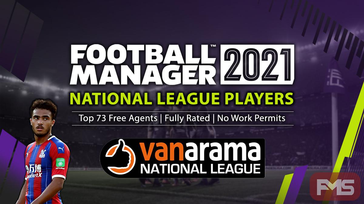Best FM 2021 National League Players