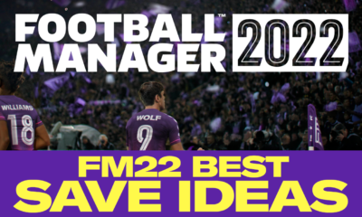 Best save Ideas for Fm22