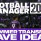 Summer Transfer Save Ideas