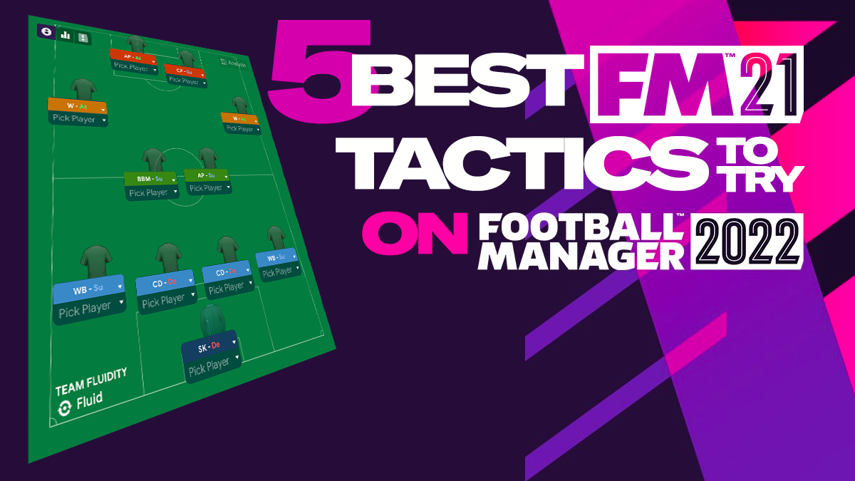 Best Fm22 tactics to try