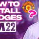 FM22 Install Badges Logos