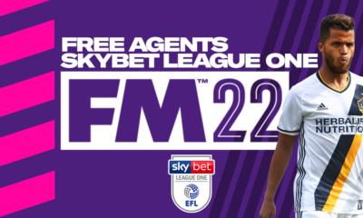 FM22 League One Free Agents