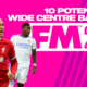 FM22 Potential Wide Centre Backs