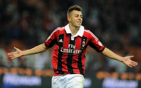 fm 2014 player profile of stephan el shaarawy