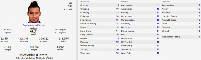 saphir taider fm 2014 future profile