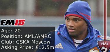 fm 2015 player profile of vitinho