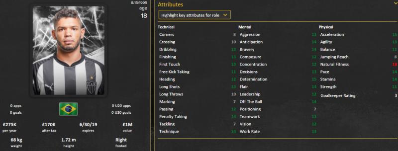 carlos fm 2015 initial profile patch 15.3