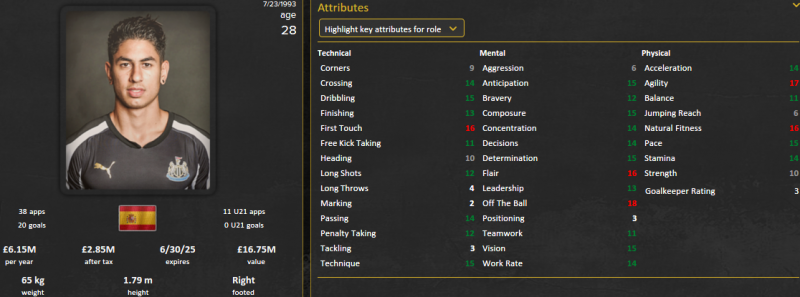 ayoze perez fm 2015 future profile