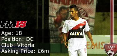 FM 2015 player profile of Marlon