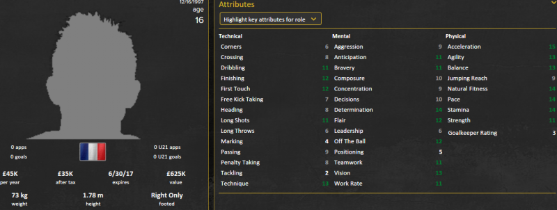 jeremie porsan-clemete fm 2015 initial profile