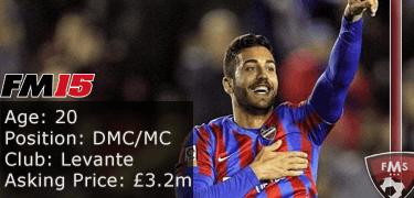 FM 2015 profile, Victor Camarasa image