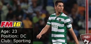 FM16 player profile, Paulo Oliveira, image
