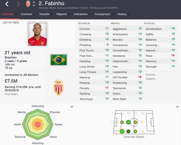fabinho patch 16.3