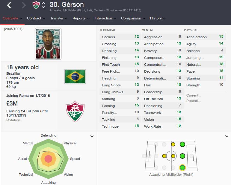 gerson patch 16.3