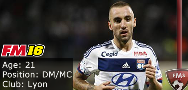 FM 2016 player profile of Sergi Darder