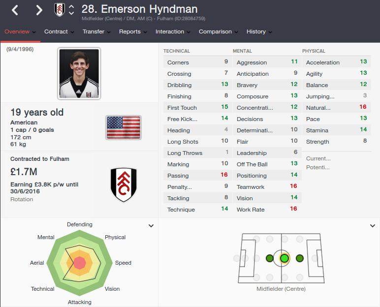 emerson hyndman fm 2016 initial profile